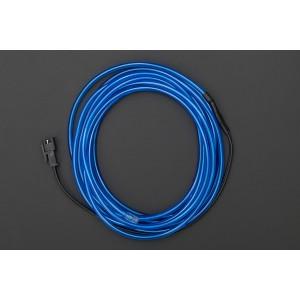 EL Wire - blue
