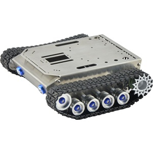 Iron Man-5 Tracked Chassis for Arduino