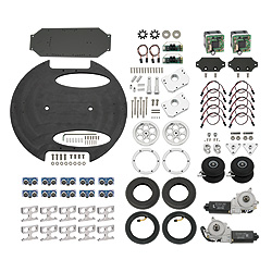 MadeUSA - Robot Base Full Kit