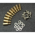 10 sets M3 * 10 hexagonal standoffs mounting kit