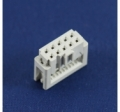 10 way connector without strain relief 10 way connector without