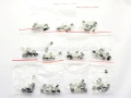 110pcs 11 values each 10pcs Low Power Transistor