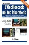Libro - L oscilloscopio nel tuo laboratorio