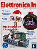 Elettronica In n. 201 -Dicembre 2015 / Gennaio 2016