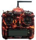 X9D Taranis Blazing skull Special Edition Mode 1-3 solo TX