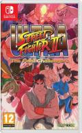 ULTRA STREET FIGHTER: THE FINAL CHALLENGERS X SWITCH