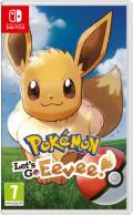 POKEMON LETS GO EEVEE  + POKE BALL