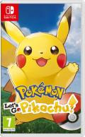 POKEMON LETS GO PIKACHU + POKE BALL ITA EUR