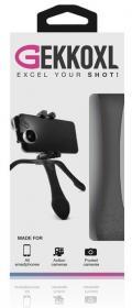 Treppiedi Flessibile XL con Telecomando Bluetooth Nero