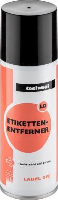 Spray di Rimozione Etichette Adesive 200 ml
