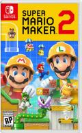SUPER MARIO MAKER 2 IT19 SWITCH