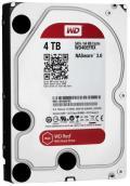 HD 3,5 4TB WD SATA RED NAS INTELLI POWER 64MB 6GB/S NAS STORAGE
