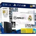 SONY PS4 PRO 1TB + FIFA REAL MADRID EDITION EUROPA EDIZIONE SPAG