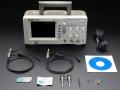 1 GS/s Digital Storage Oscilloscope + Extras