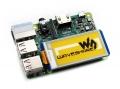 2.13inch E-Ink display HAT for Raspberry Pi & Arduino yellow/bla