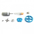 25mm DC Motor Pack-Blue
