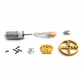 25mm DC Motor Pack-GOLD