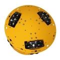 3WD 100MM OMNI WHEEL MOBILE ROBOT KIT ROUND