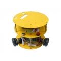 3WD 48MM OMNI WHEEL MOBILE ROBOT KIT