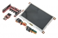 4.3in. TFT LCD Starter Kit for Arduino