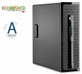 400 G1 SFF I3-4130 4GB 500GB W8PRO COA DVD-RW REFURBISHED GAR@12