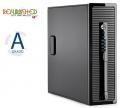400 G1 SFF I5-4570 4GB SSD@128GB DVD-RW W8PRO COA DVD-RW REFURBI