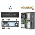 600 G1 SFF I5-4570 8GB SSD@128GB USB3.0/RS232 VGA/DP W7PRO DVD-R