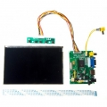 "7"" Diagonal - 1280x800 IPS HDMI/VGA/AV Display"