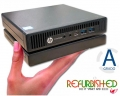 800 G2 MINI I5-6500T 8GB SSD@128GB USB3.0/TYPE-C DP/VGA W10PRO C