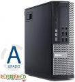 9020 SFF I5-4570 16GB SSD@256GB W10PRO COA DVD REFURBISHED GAR@1