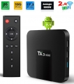 ANDROID BOX TV TX3 MINI 4K ULTRA HD QUAD CORE 2GB 16GB USB HDMI