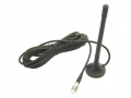 ANTENNA STILO GSM CONNETTORE FME