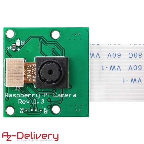 AZDelivery Camera per Raspberry Pi