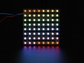 Adafruit NeoPixel NeoMatrix - 64 RGBW - Warm White