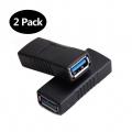 Adattatore accoppiatore SuperSpeed USB 3.0 Tipo A Connettore pro