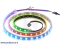 Addressable RGB 60-LED Strip, 5V, 1m (SK6812)