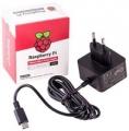 Alimentatore Raspberry Pi 4 ufficiale USB-C, 5,1V, 3A, spina UE,