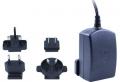 Alimentatore ufficiale Raspberry Pi 3 nero 5.1 V dc, 2.5 A