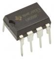 Amplificatore operazionale LM358P, alimentazione doppia/singola