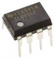 Amplificatore operazionale TL082CP, alimentazione Duale PDIP 8 P
