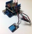 Arduino Datalogger Kit - temperatura ed umidità