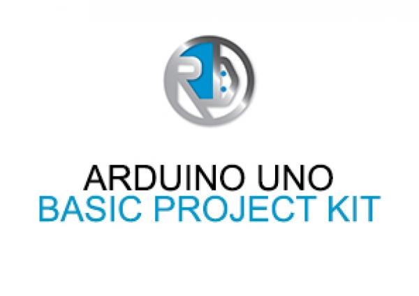 Arduino Uno Basic Project Kit