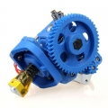 Assembled J-Head extruder with Stepper Motor Nema17