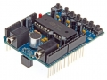 Audio shield per Arduino - in kit da saldare