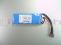 Batteria LIPO (polimeri di litio) LTV30 1500mAh 11,1 Volt
