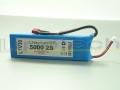 Batteria Lipo ricaricabile LTV30 5000mAh 7,4 Volt