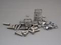 Bearings, bolts and (self locking) nuts makerbeam