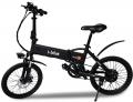 Bicicletta pieghevole con pedalata assistita i-Bike I- Fold 20