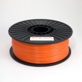 Orange ABS 1kg Spool 1,75 mm Filament