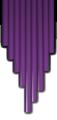 Plum Purple ABS